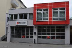 RW 8 Rettungswache Mainz