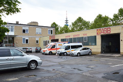 Rettungswache 03 Ludwigshafen ASB